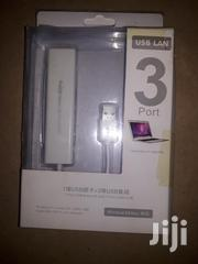USB To LAN Adapter With 3 Port | Accessories & Supplies for Electronics for sale in Nairobi, Nairobi Central