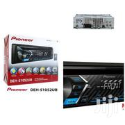 PIONEER DEH-S1052UB CD USB AUX IN CAR RADIO STEREO RECEIVER PLAYER | Vehicle Parts & Accessories for sale in Nairobi, Nairobi Central