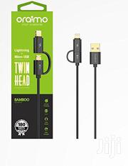 Oraimo Cables For iPhone , Android And Typec   Accessories for Mobile Phones & Tablets for sale in Nairobi, Nairobi Central