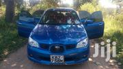 Subaru Impreza 2007 Blue | Cars for sale in Nairobi, Kilimani