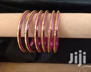 Bangles - Purple And Gold - Artificial Jewelery | Jewelry for sale in Nairobi, Nairobi South