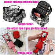 Pre-Order Now if You Are Interested in Women Makeup Cosmetic Bags | Bags for sale in Mombasa, Mji Wa Kale/Makadara