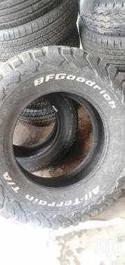 265/70r17 Bf Goodrich AT Tyre's Is Made In USA | Vehicle Parts & Accessories for sale in Nairobi, Nairobi Central