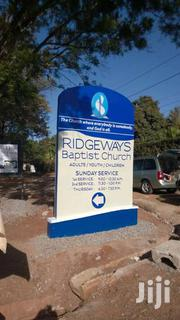 Engraved Signs And Posters | Other Services for sale in Nairobi, Kahawa
