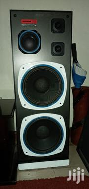 Audioline Hi Fidelity Floor Standing Speakers (AL-1200) Pair | Audio & Music Equipment for sale in Nairobi, Riruta