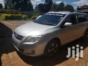 Toyota Fielder 2011 Silver | Cars for sale in Uasin Gishu, Langas