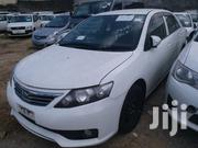 Toyota Allion 2012 White | Cars for sale in Mombasa, Majengo