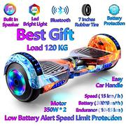 Best Graffiti Bluetooth Hoverboards With Warranty | Sports Equipment for sale in Nairobi, Nairobi Central