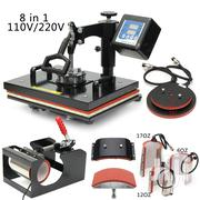 8 In 1 Sublimation Heat Press Machine | Printing Equipment for sale in Nairobi, Nairobi Central