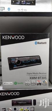 Kenwood Car Radio With Bluetooth | Vehicle Parts & Accessories for sale in Nairobi, Nairobi Central