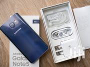 New Samsung Galaxy Note 5 32 GB Black | Mobile Phones for sale in Nairobi, Nairobi Central