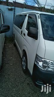 New Toyota Hiace 2013 White | Buses & Microbuses for sale in Nairobi, Nairobi Central