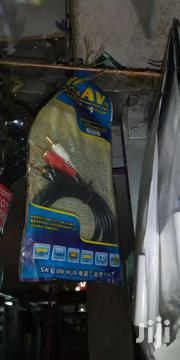 Jac 2 Rca Cable | Computer Accessories  for sale in Nairobi, Nairobi Central