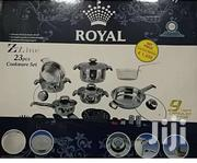 Royal 23pcs Stainless Steel Cookware Set | Kitchen & Dining for sale in Nairobi, Nairobi Central