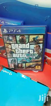 GTA 5 Ps4, Grant Theft Auto 5 For Ps4 | Video Games for sale in Nairobi, Nairobi Central