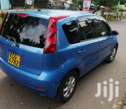 Nissan Note 2008 Blue | Cars for sale in Nairobi, Parklands/Highridge