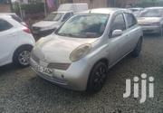 Nissan March 2005 Silver | Cars for sale in Nairobi, Pangani