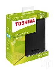 2TB Toshiba External HDD | Accessories for Mobile Phones & Tablets for sale in Homa Bay, Mfangano Island