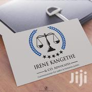 Lawyer, Law Firm, Attorney Logo Graphic Design | Computer & IT Services for sale in Nairobi, Nairobi Central