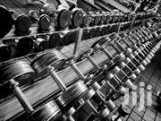 Rubber Dumbells | Sports Equipment for sale in Nairobi, Westlands