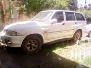 SsangYong Musso 2000 E 2.3 White | Cars for sale in Nairobi, Waithaka