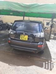 Mitsubishi Outlander 2008 Black | Cars for sale in Nairobi, Karen