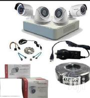 Four Hikvision 720p 1mp Complete Cctv Cameras System | Security & Surveillance for sale in Nairobi, Nairobi Central