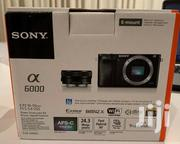 Brand New SONY Alpha A6000 24.3 MP Digital Camera | Photo & Video Cameras for sale in Baringo, Ravine