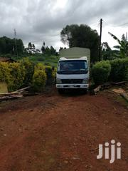 Canter Mitsubishi 2010 White For Sale | Trucks & Trailers for sale in Nyeri, Kirimukuyu