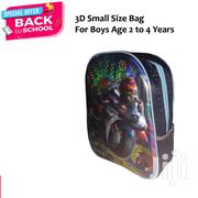 School Bag 3D Small Size Age 2 To 4 Years | Babies & Kids Accessories for sale in Nairobi, Nairobi Central