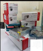 Four 4 Hikvision Complete CCTV Cameras System Kit | Security & Surveillance for sale in Nairobi, Nairobi Central