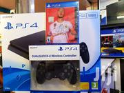 Playstation 4 Console Has Two Controllers And Fifa 2020 | Video Game Consoles for sale in Nairobi, Nairobi Central