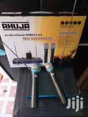 Professional Ahuja Wireless Microphone | Audio & Music Equipment for sale in Nairobi, Nairobi Central