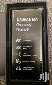 New Samsung Galaxy Note 9 128 GB   Mobile Phones for sale in Nairobi, Nairobi West