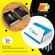 Quality Affordable Business Cards | Other Services for sale in Nairobi, Nairobi Central
