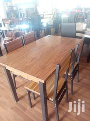 4 Seater Wooden Dining Table | Furniture for sale in Nairobi, Woodley/Kenyatta Golf Course