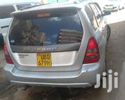 Subaru Forester 2002 Automatic Silver | Cars for sale in Nairobi, Kasarani