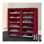 Wooden Shoe Rack | Home Accessories for sale in Nairobi, Kahawa West