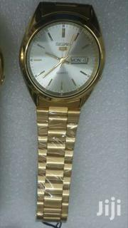 Seiko 5 Medium Size Watches Battery Powered, Available At 3500ksh | Watches for sale in Homa Bay, Mfangano Island