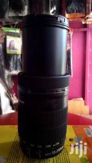 Efs 55-250mm Canon Lens | Accessories & Supplies for Electronics for sale in Nairobi, Roysambu