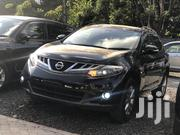 Nissan Murano 2012 SL Black | Cars for sale in Nairobi, Kilimani