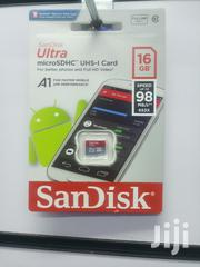 Sandisk Ultra Memory Card 16gb | Accessories for Mobile Phones & Tablets for sale in Nairobi, Nairobi Central