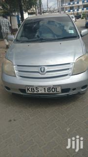 Toyota IST 2006 Silver | Cars for sale in Mombasa, Tudor