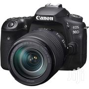 Canon EOS 90D DSLR Camera With 18-135mm Lens | Photo & Video Cameras for sale in Nairobi, Nairobi Central