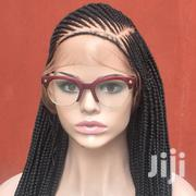 West African Human Hair Braided Wigs Available For Sale In Our Stock | Hair Beauty for sale in Nairobi, Westlands