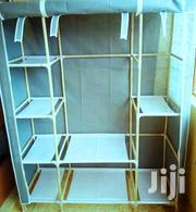 A Portable Wooden Frame Wardrobe. | Furniture for sale in Nairobi, Kilimani