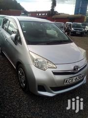 Toyota Ractis 2012 Silver | Cars for sale in Nairobi, Karura