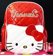 New Cute Hello Kitty Girl Backpack Bag Purse Yey-a3315 Kids | Bags for sale in Nairobi, Nairobi Central