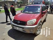 Toyota RAV4 2003 Automatic Red | Cars for sale in Nairobi, Nairobi Central