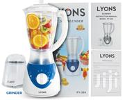 Brand New 2 In 1 Lyons Blender | Kitchen Appliances for sale in Mombasa, Mikindani